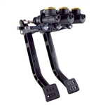 Tilton 600 Series 2 Pedal Aluminum Overhung Mount Pedal Assembly