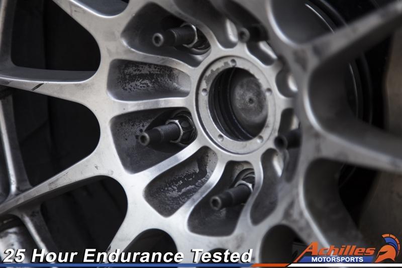 Achilles Motorsports Bmw Race Stud Conversion Kit With Lug Nuts 5 Lug M12x1 5