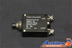 Aircraft Race Grade Circuit Breaker - Push Type