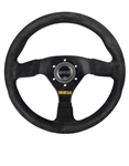 Sparco Competition Steering Wheel R383 Thick Anatomic Grip