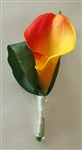 Natural Touch Rose Bud Boutonniere