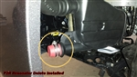 P2R Intake resonator delete for 12+ Honda Civic Si