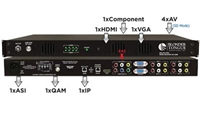 Professional Series MPEG-2 HD/SD Encoder