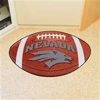 "Nevada Wolf Pack Football Rug 22""x35"""