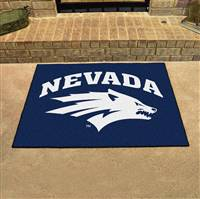 "Nevada Wolf Pack All-Star Rug 34""x45"""
