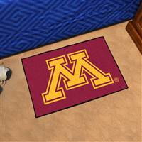 "Minnesota Golden Gophers Starter Rug 20""x30"""