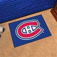 "Montreal Canadiens Starter Mat 20""x30"""