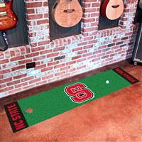 North Carolina State Wolfpack Putting Green Mat