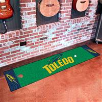 Toledo Rockets Putting Green Mat