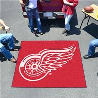 "Detroit Red Wings Tailgater Mat, 60""x72"""