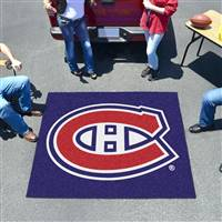 "Montreal Canadiens Tailgater Mat 60""x72"""