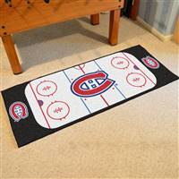 "Montreal Canadiens NHL Rink Runner Mat, 30""x72"""