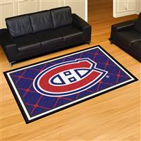 Montreal Canadiens 5x8 Area Rug