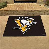 "Pittsburgh Penguins All-Star Mat 34""x45"""