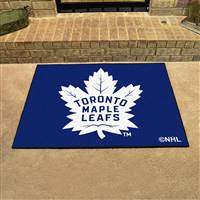 "Toronto Maple Leafs All-Star Mat 34""x45"""