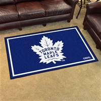 Toronto Maple Leafs 4x6 Area Rug