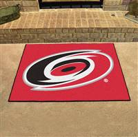 "Carolina Hurricanes All-Star Mat 34""x45"""