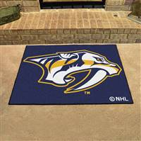 "Nashville Predators All-Star Mat 34""x45"""