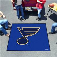 "St Louis Blues Tailgater Mat, 60""x72"""