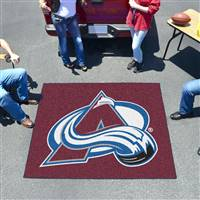 Colorado Avalanche Tailgater Mat 60x72