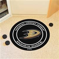 Anaheim Ducks Puck Mat