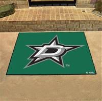 "Dallas Stars All-Star Mat 34""x45"""