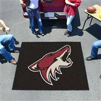 "Phoenix Coyotes Tailgater Mat, 60""x72"""