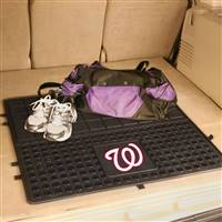Washington Nationals Vinyl Cargo Mat
