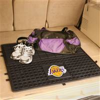Los Angeles Lakers Heavy Duty Vinyl Cargo Mat