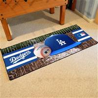 "Los Angeles Dodgers Runner Mat 30""x72"""