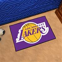 "Los Angeles Lakers Starter Rug 20""x30"""