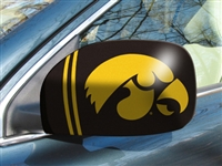 Iowa Hawkeyes Mirror Cover, Small