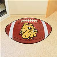 "Minnesota Duluth Bulldogs Football Rug 22""x35"""