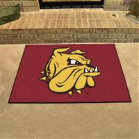 "Minnesota Duluth Bulldogs All-Star Rug 34""x45"""