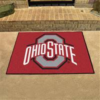 "Ohio State Buckeyes All-Star Rug 34""x45"""