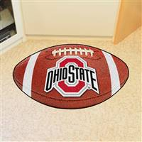 "Ohio State Buckeyes Football Rug 22""x35"""