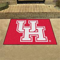"Houston Cougars All-Star Rug 34""x45"""