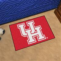 "Houston Cougars Starter Rug 20""x30"""