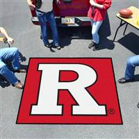 "Rutgers Scarlet Knights Tailgater Rug 60""x72"""