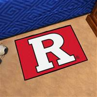 "Rutgers Scarlet Knights Starter Rug 20""x30"""