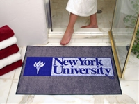 "NYU New York University All-Star Rug 34""x45"""