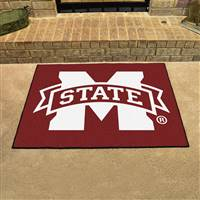 "Mississippi State Bulldogs All-Star Rug 34""x45"""