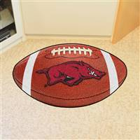 "Arkansas Razorbacks Football Rug 22""x35"""