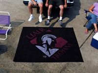 "Arkansas-Little Rock Trojans Tailgater Rug 60""x72"""