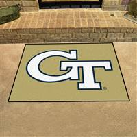 "Georgia Tech Yellow Jackets All-Star Rug 34""x45"""