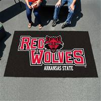 "Arkansas State Red Wolves Tailgating Ulti-Mat 60""x96"""