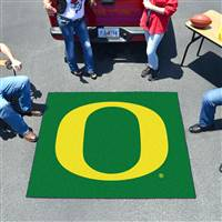 "Oregon Ducks Tailgater Rug 60""x72"""