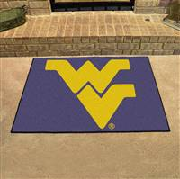 "West Virginia Mountaineers All-Star Rug 34""x45"""