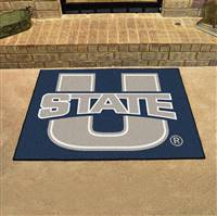 "Utah State Aggies All-Star Rug 34""x45"""