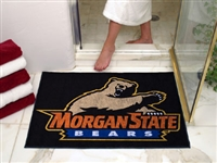 "Morgan State Bears All-Star Rug 34""x45"""